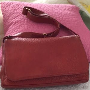 Great Coach bag, red L